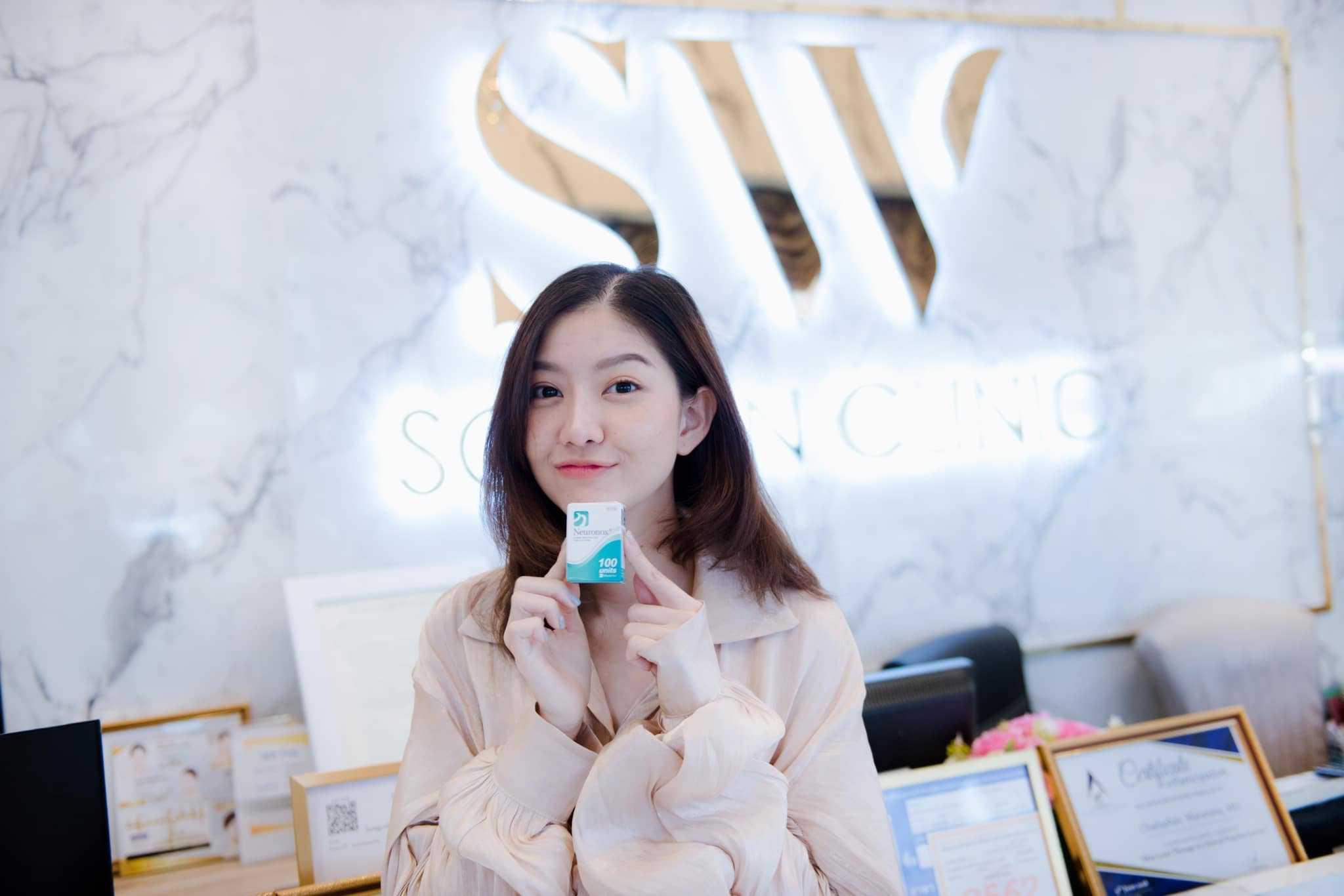 BOTOX ของแท้ Sowon Clinic