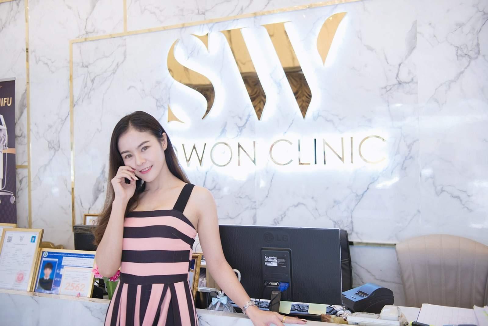 หลังจากทำจมูกที่ Sowon Clinic