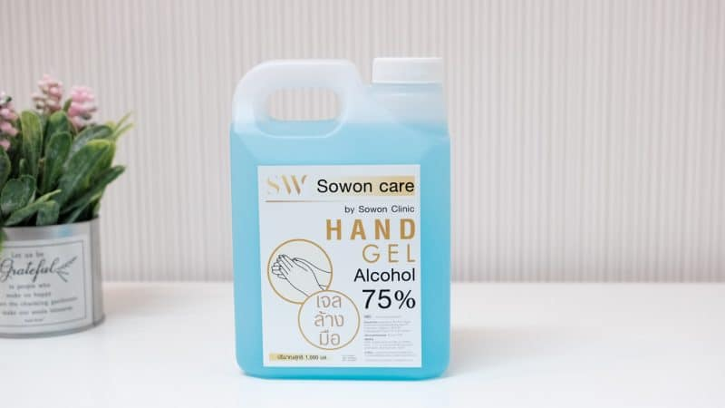 SOWON CARE เจลล้างมือ